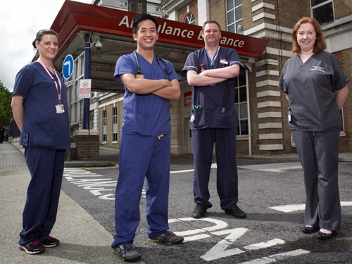 Q&A: Series 3 in A&E
