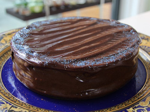 Celebration Chocolate Cake Recipe