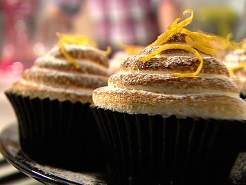 Lemon Meringue Cupcakes Recipe