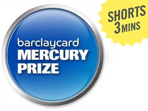 Barclaycard Mercury Prize Shorts Logo
