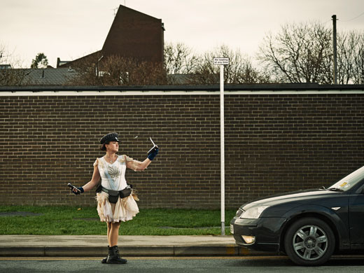 Big Ballet Portraits