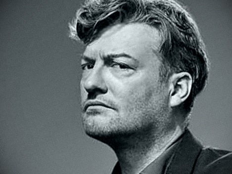 Charlie Brooker Interview