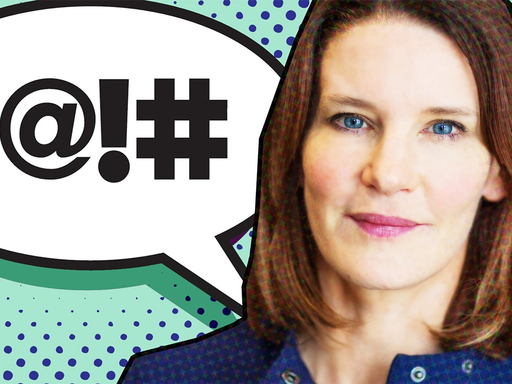 Susie Dent's Guide to Swearing