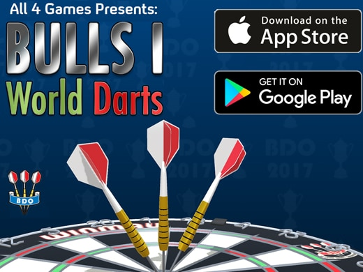 Play at the Lakeside in our new darts game