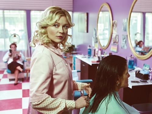 Kirsten Dunst Interview
