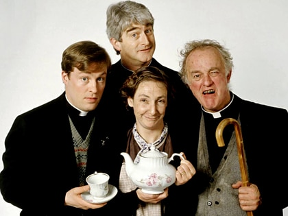 Watch the complete Box Set of Father Ted