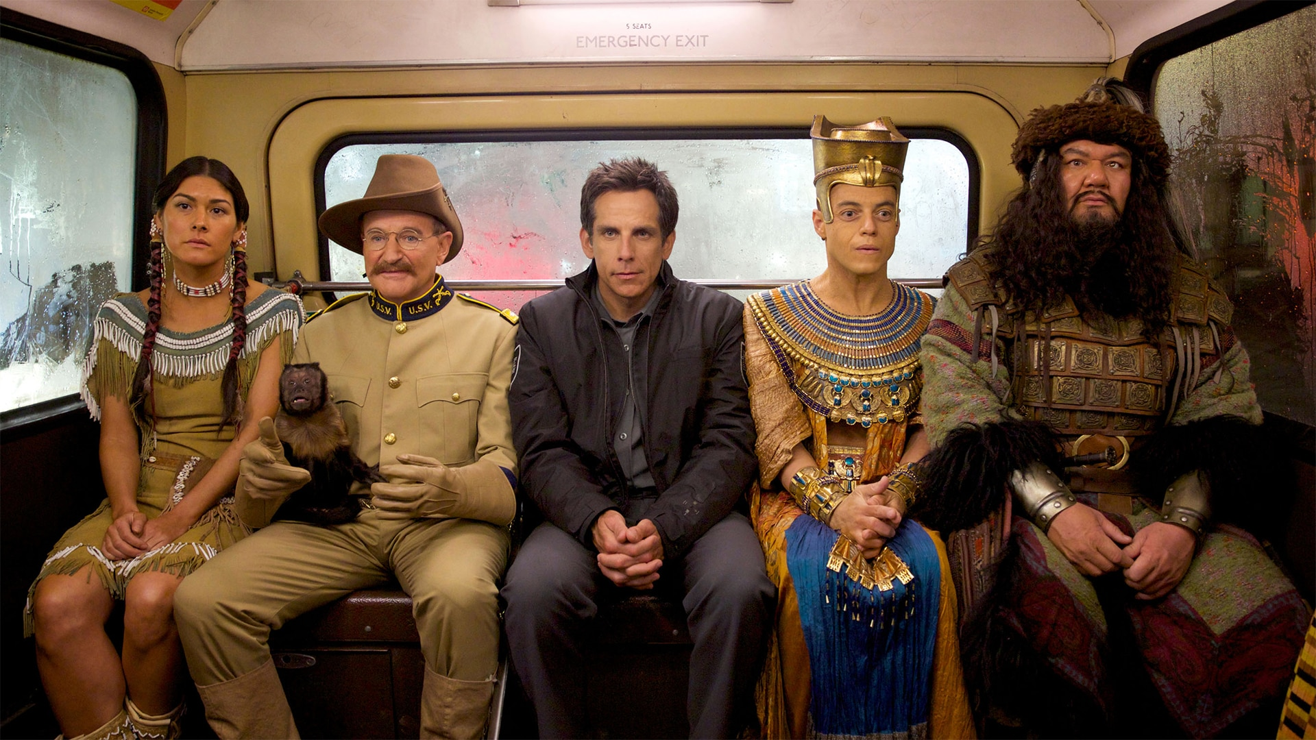 Night At The Museum: Secret Of The Tomb on Film4
