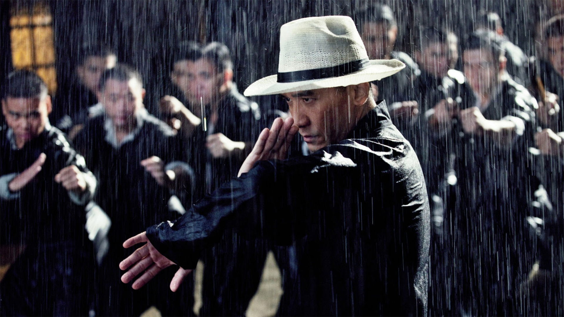 The Grandmaster on Film4
