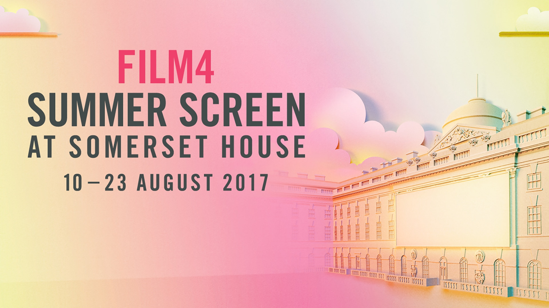 Film4 Summer Screen at Somerset House 2017