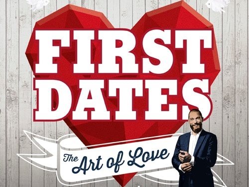 First Dates Book Cover