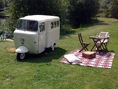 Tuk tuk on George Clarke's Amazing Spaces Channel 4