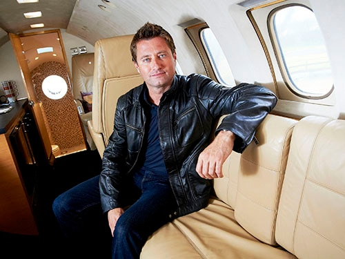 George Clarke Interview