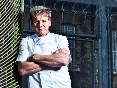 Gordon Ramsay Interview