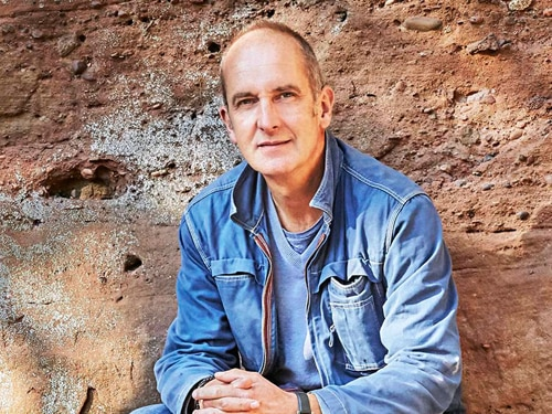 Kevin McCloud in Grand Designs