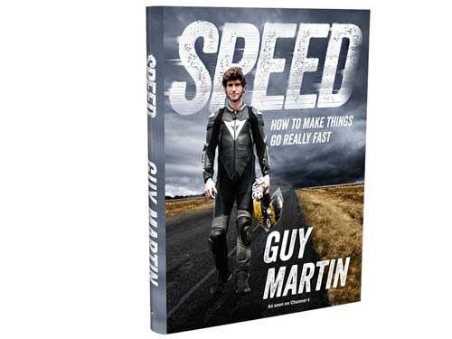 Guy Martin's book