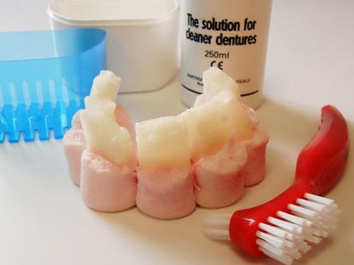 Edible Dentures Recipe