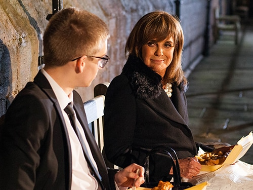 #FriGRAY: An Interview with Linda Gray (Tabby)