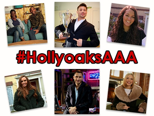 #HollyoaksAAA: How to Get Involved!