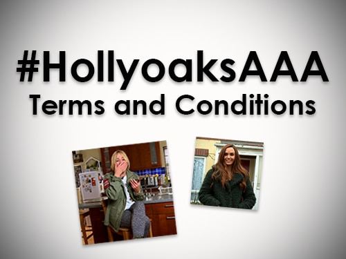 #HollyoaksAAA Submissions: Terms and Conditions