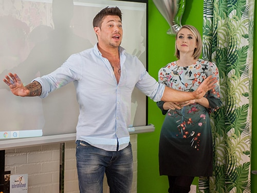 FriYAY: An Interview with Duncan James (Ryan)
