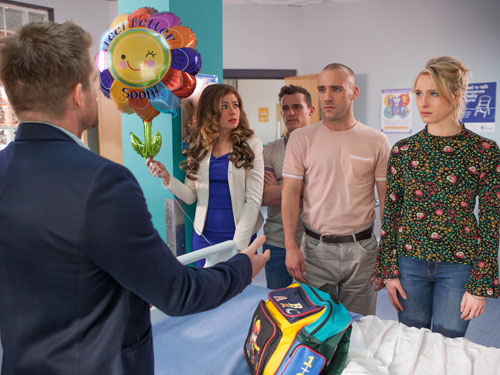 #FriYAY: An Interview with Nikki Sanderson & Jimmy Essex (Maxine & Adam)