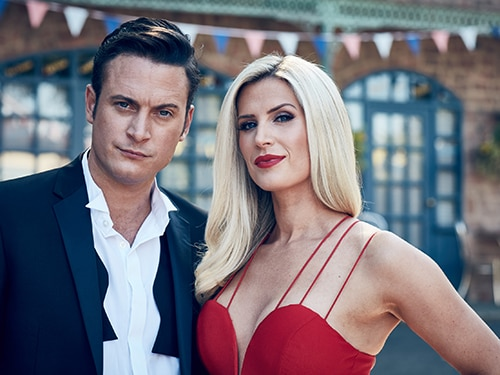FriYAY: An Interview with Sarah Jayne Dunn (Mandy) & Gary Lucy (Luke)
