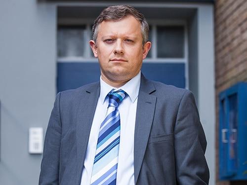DS Geoff Thorpe (James Bradshaw)