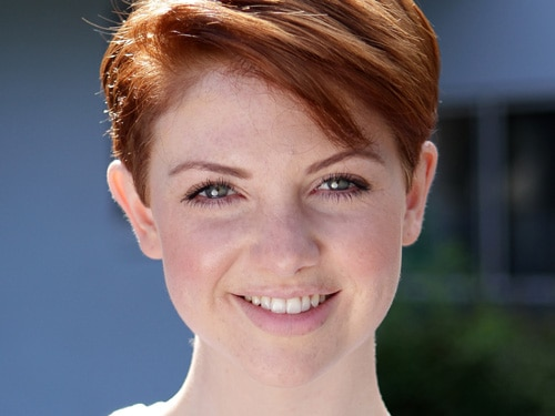 Tilly Evans (Lucy Dixon)