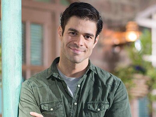 Diego De La Cruz (Juan Pablo Yepez)