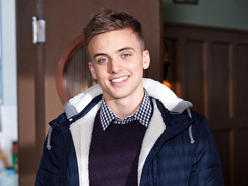Harry Thompson (Parry Glasspool)