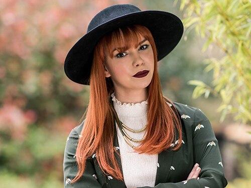 Nancy Osborne (Jessica Fox)