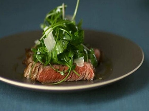 Heston's Perfect Steak Recipe