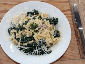 image-of-sausage-and-cabbage-pasta
