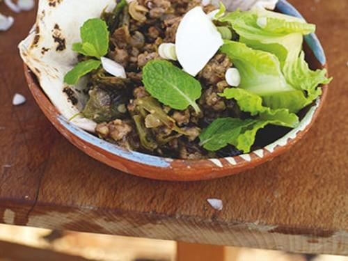 Green Chilli Recipe