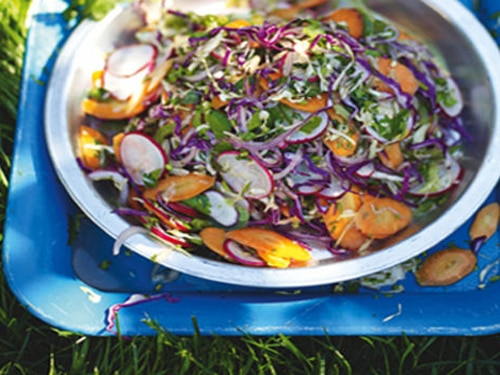 Mexican Street Salad Recipe