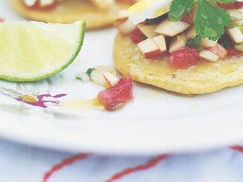 Gorditas and Salsa Recipe