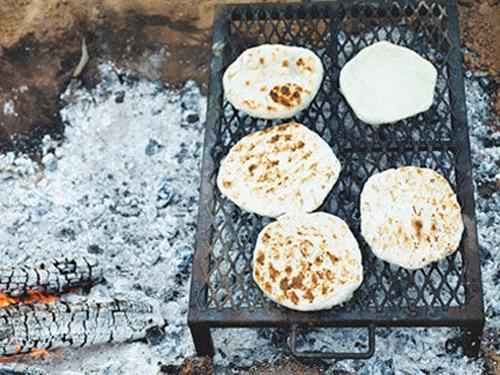 Navajo Flatbreads Recipe