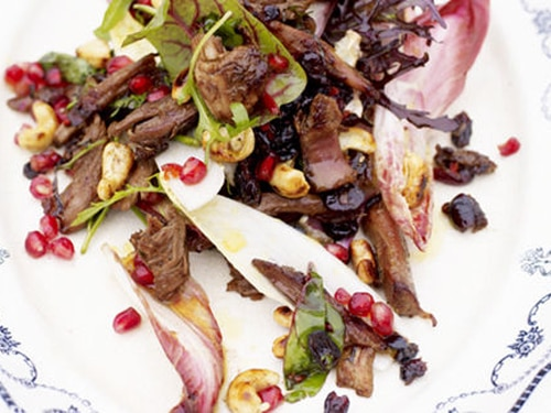 Asian-Inspired Turkey Salad Recipe