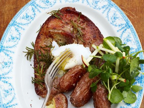 Gammon and Egg Recipe