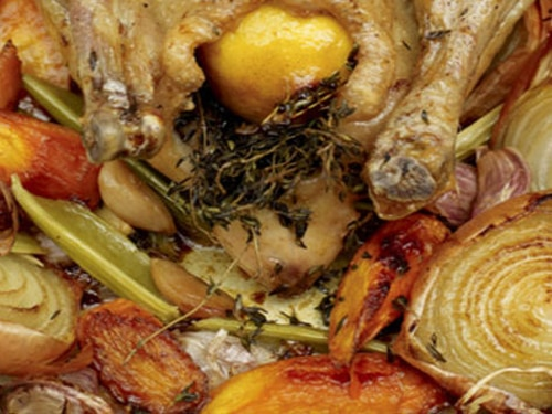 Jamie's Perfect Roast Chicken Recipe