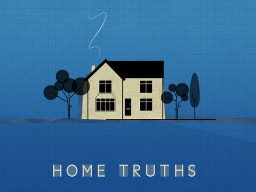 Home Truths logo