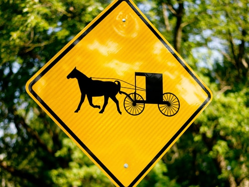 The Amish Communities