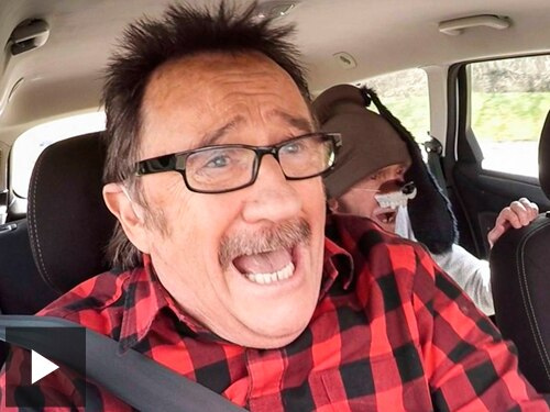 Chuckle Brothers driving