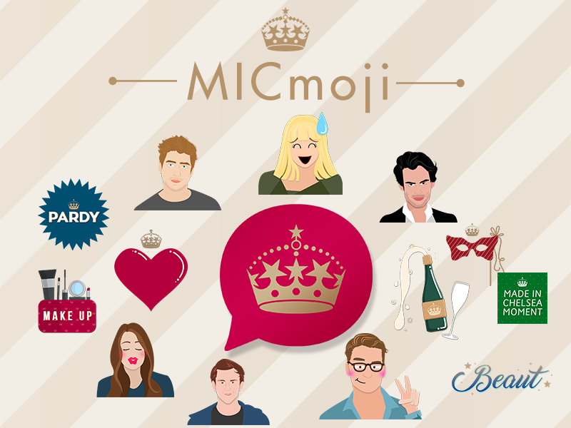 MICmoji app