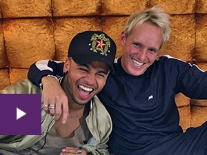 Jamie and Aston Merrygold