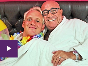 Jamie and Brendan Sheerin