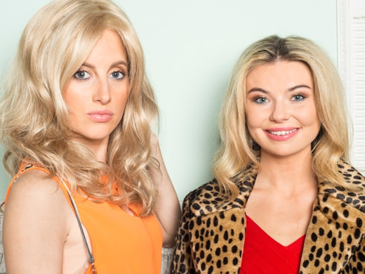 Rosie and Toff