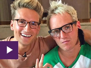 Jamie and Proudlock