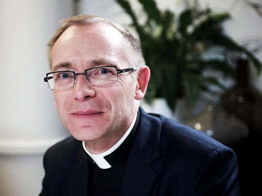 Reverend Nick Devenish