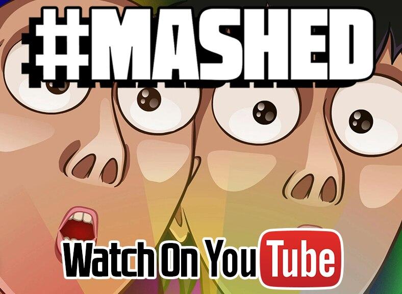 #Mashed
